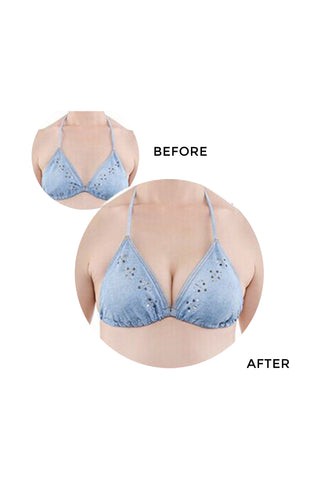 Triangular Waterproof Invisible Bra