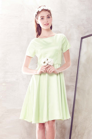 Elene Dress in Mint - Bridesmaids - Twenty3
