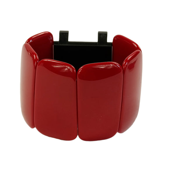 S.T.A.M.P.S. Armband Belta Oval Red