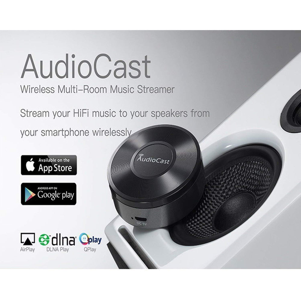 Audio Cast - Z-Wave India
