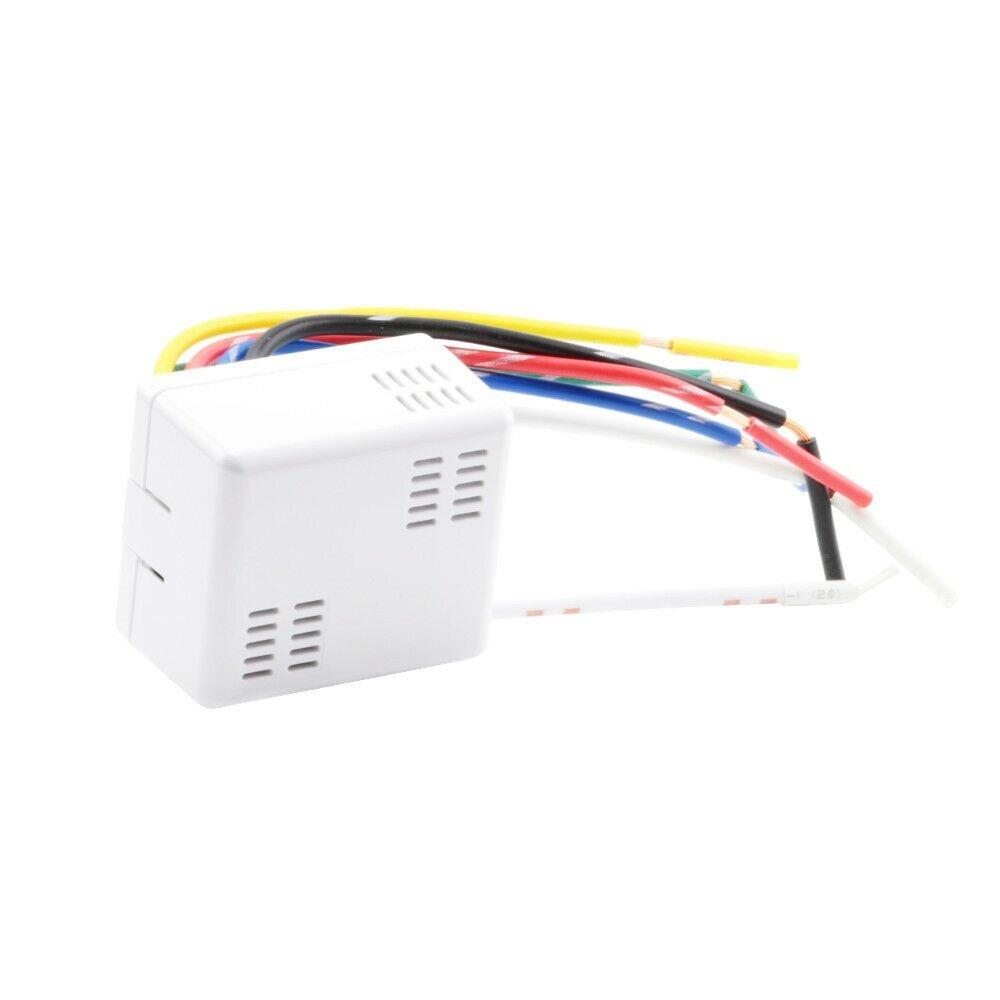 In-Wall Single Relay Module On/Off Switch - Z Wave India