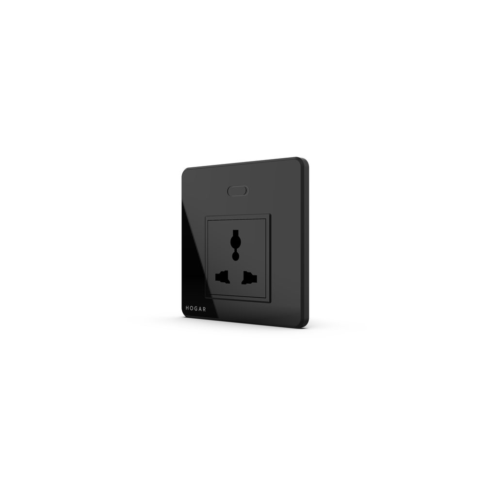 Single socket with switch panel - Z-Wave India
