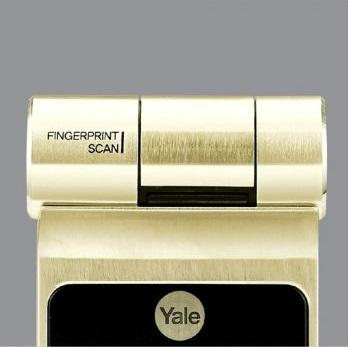 Yale Smart Digital Door Lock YDR41  (Rim Lock) PIN Code, RF Card, Bluetooth & Z Wave (Optional) - Z-Wave India