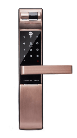 Yale Smart Digital Door Lock YDM7116 (Mortise Lock) PIN Code, RF Card, Bluetooth & Z Wave (Optional) - Z-Wave India