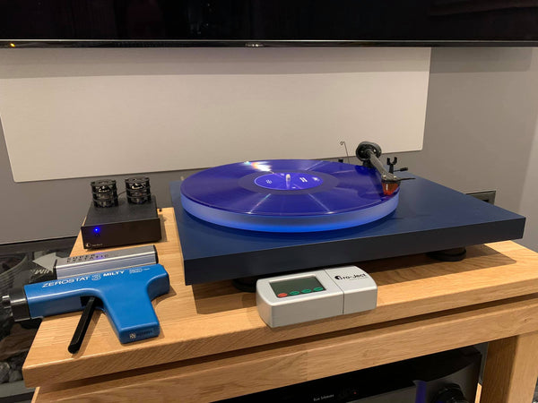 The Pro-Ject Debut Carbon Evo and upgrade options