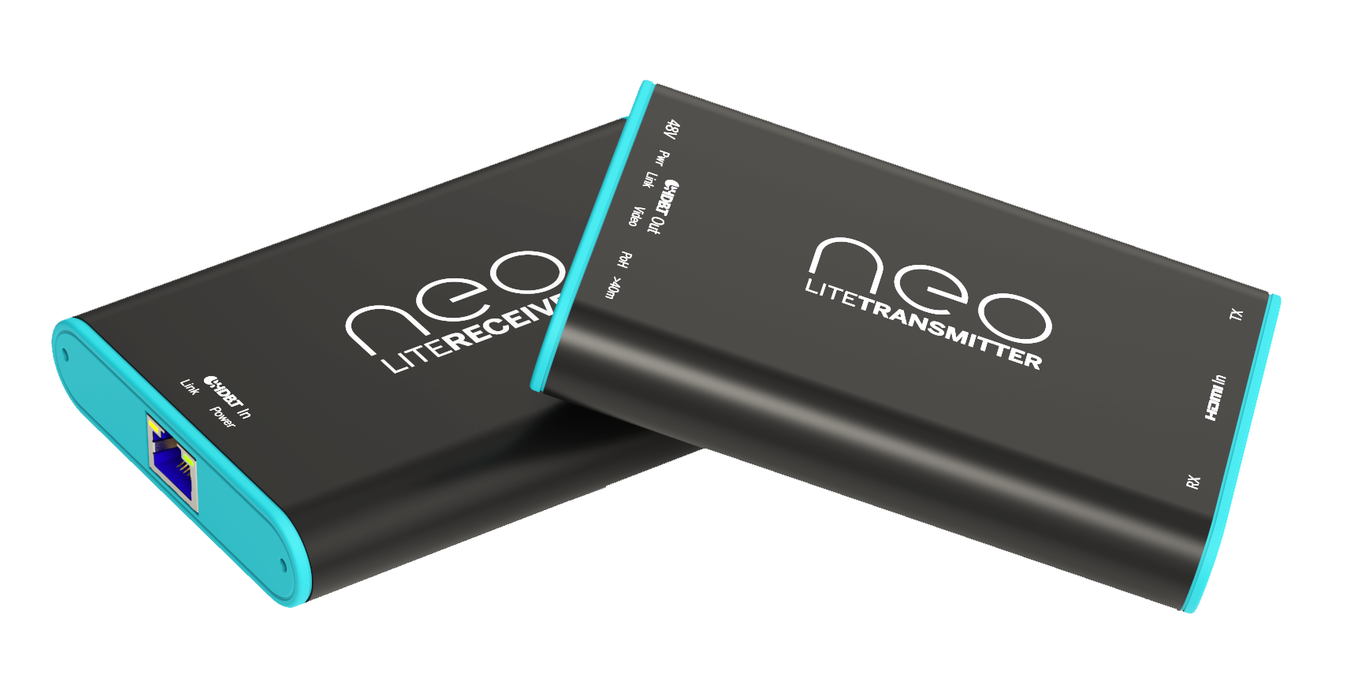 Pulse Eight neo:Lite HDMI Extender Set