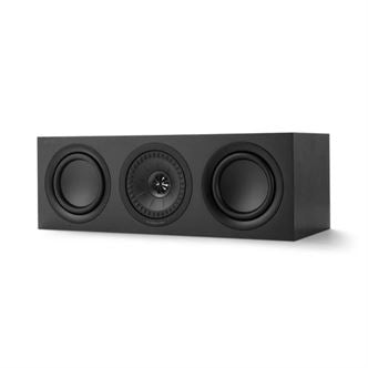 KEF Q250c Bookshelf Centre Speaker, Satin Color (Multiple Colors) - Yorkshire AV LTD