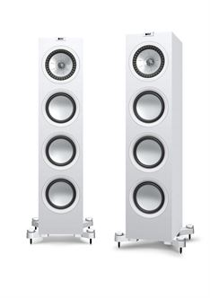 KEF Q750 Floorstand Speaker Pair Satin Color (Multiple Colors) - Yorkshire AV LTD