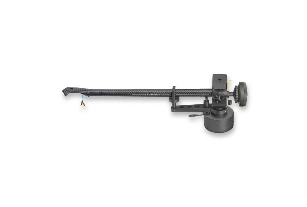 "Pro-Ject 12cc Evolution - 12"" precision tonearm with carbon-fibre armtube - Yorkshire AV LTD"
