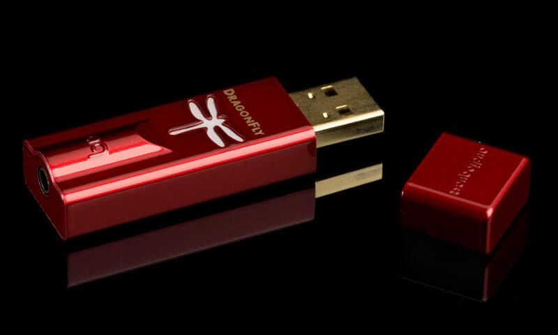 AudioQuest DragonFly Red (Red)