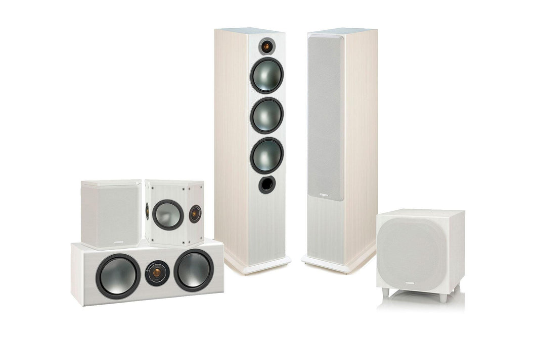Monitor Audio Bronze 6 5.1 Package - Yorkshire AV LTD