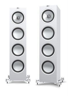 KEF Q950 Floorstand Speaker Pair Satin (Multiple Colors) - Yorkshire AV LTD