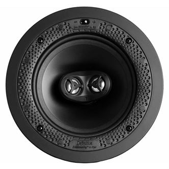 "Definitive Technology DI6.5STR Round stereo 6.5"" in-wall / in-ceiling speaker (White) - Yorkshire AV LTD"