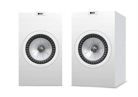 KEF Q350 Bookshelf Speaker Pair, Satin Color (Multiple Colors) - Yorkshire AV LTD