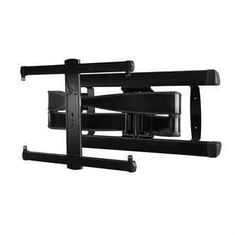 "Sanus VLF728 S4 Advanced Full Motion Mount for 42"" - 90"", Weight Capacity 56.7 kg - Yorkshire AV LTD"