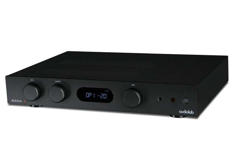 Pro-Ject X2 and audiolab 6000A bundle