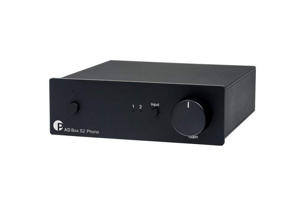 Pro-Ject AD Box S2 Phono - Yorkshire AV LTD