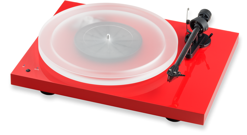Pro-Ject Debut Carbon RecordMaster HiRes (Cartridge Included) - Yorkshire AV LTD
