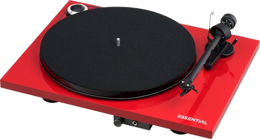 Pro-Ject Essential III HP The Audiophile Entry-level Turntable (Cartridge Included) - Yorkshire AV LTD