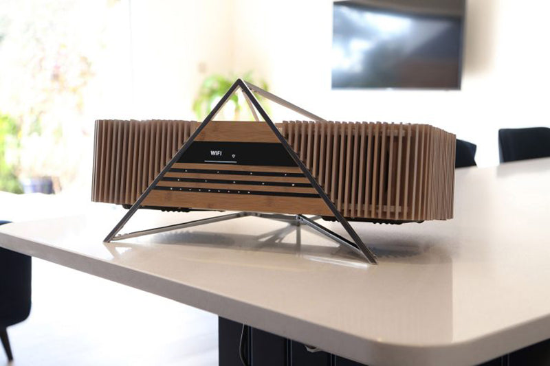 iFi Audio Aurora - All-In-One Wireless Music System