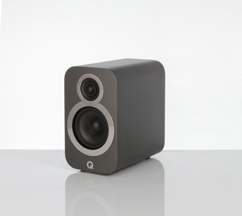 Q Acoustics 3010i (Graphite Grey) - Yorkshire AV LTD