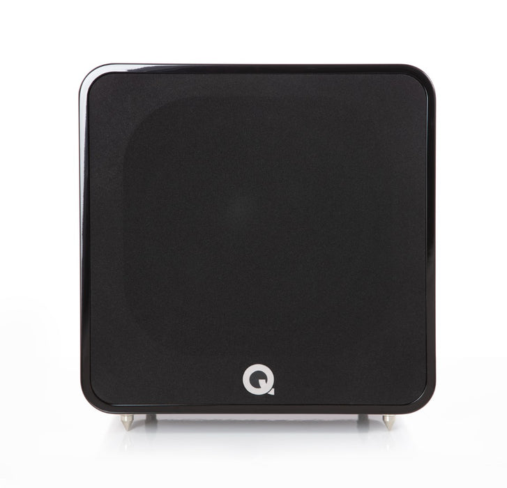Q Acoustics QB12 Subwoofer (Gloss Black) - Yorkshire AV LTD