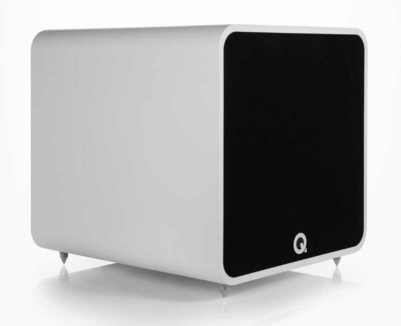 Q Acoustics QB12 Subwoofer (Arctic White) - Yorkshire AV LTD