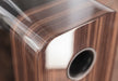Q Acoustics Concept 300 inc Stand (Black & Rosewood) - pair - Yorkshire AV LTD