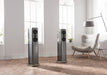 Q Acoustics Concept 500 (Silver/Ebony) - pair - Yorkshire AV LTD