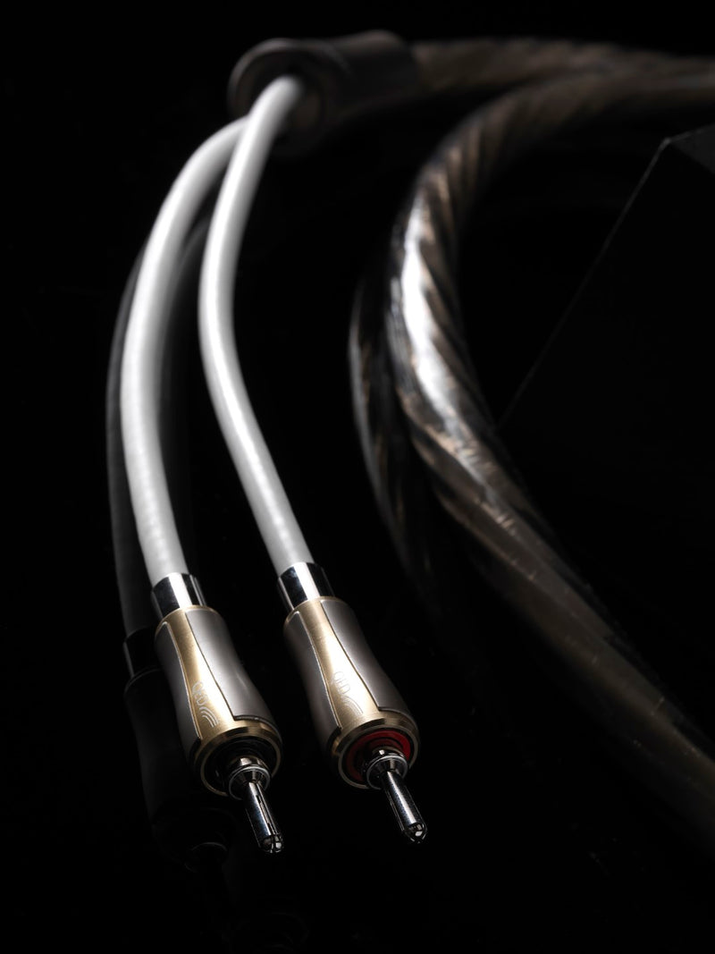 QED Supremus Loudspeaker Cable Pair 2.5m - Yorkshire AV LTD