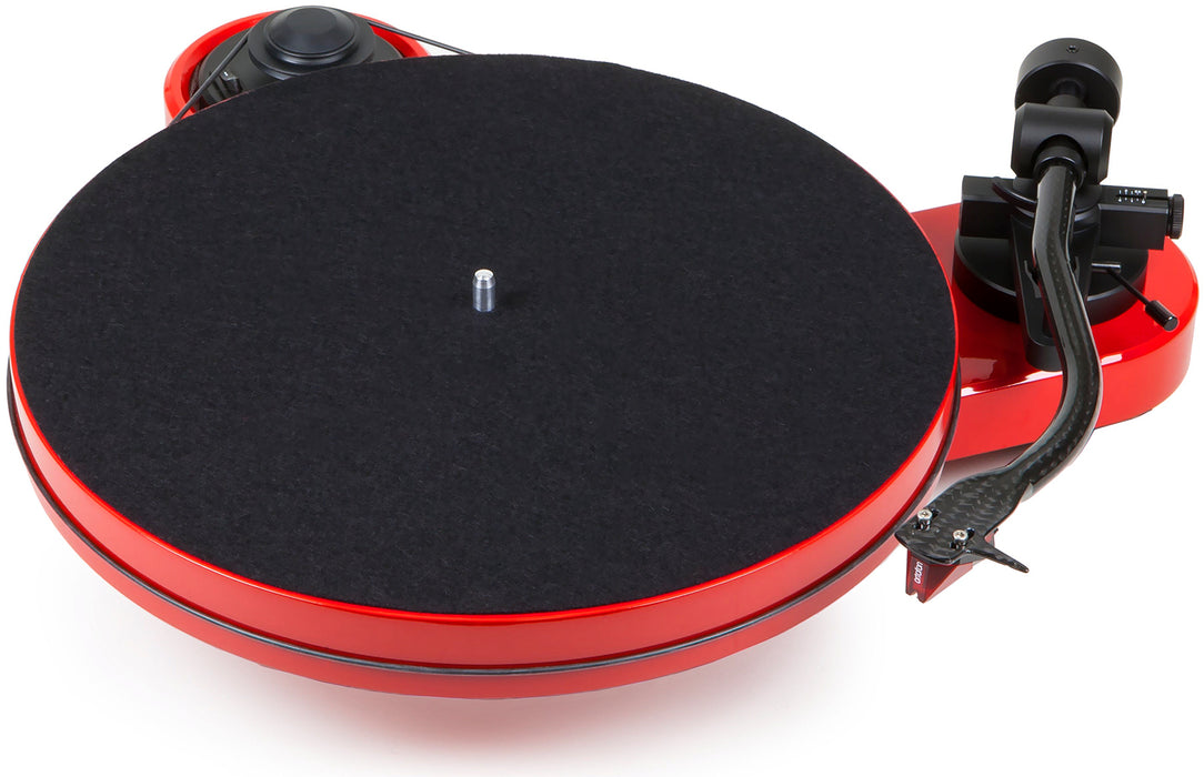 Pro-Ject RPM 1 Carbon Manual Turntable With 8,6'' Carbon Tonearm - Yorkshire AV LTD