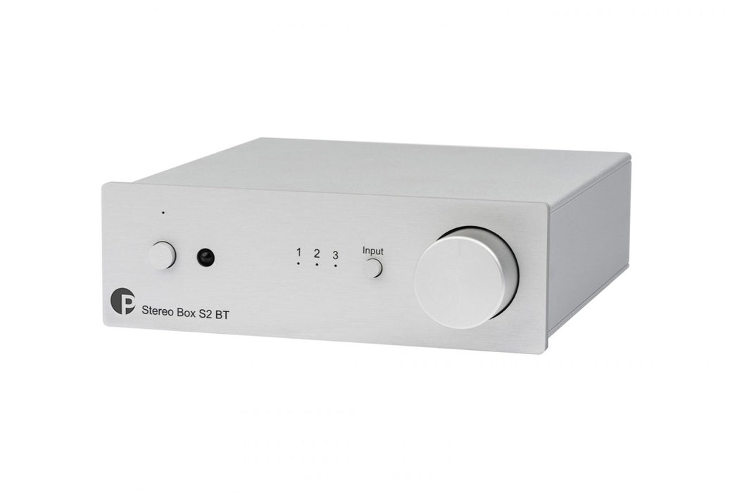 Pro-Ject Stereo Box S2 BT - Yorkshire AV LTD