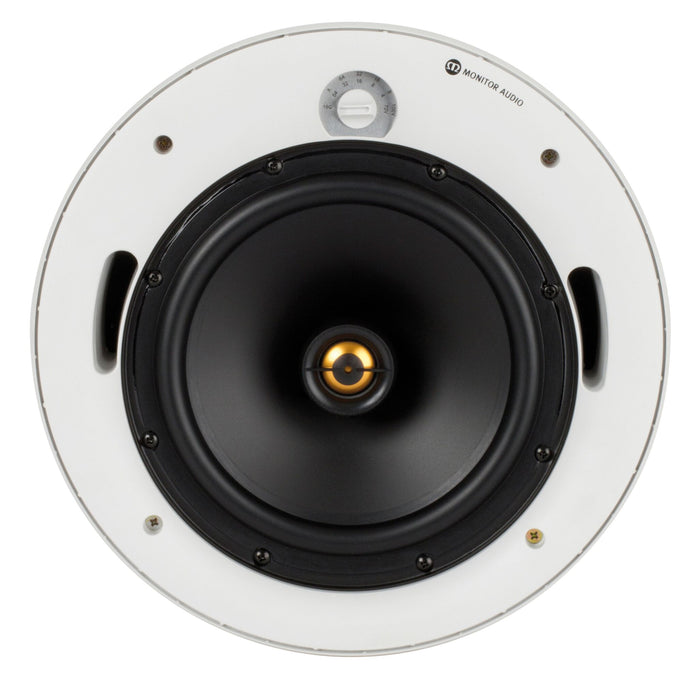 Monitor Audio PRO-80LV Ceiling Speaker x4 (70v/100v Line) - Yorkshire AV LTD