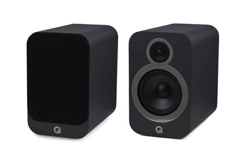 Q Acoustics 3030i bundle with 3030FSi Stands - Yorkshire AV LTD