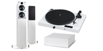 Q Acoustics Concept 40 and Pro-Ject Audio Juke Box E bundle - Yorkshire AV LTD