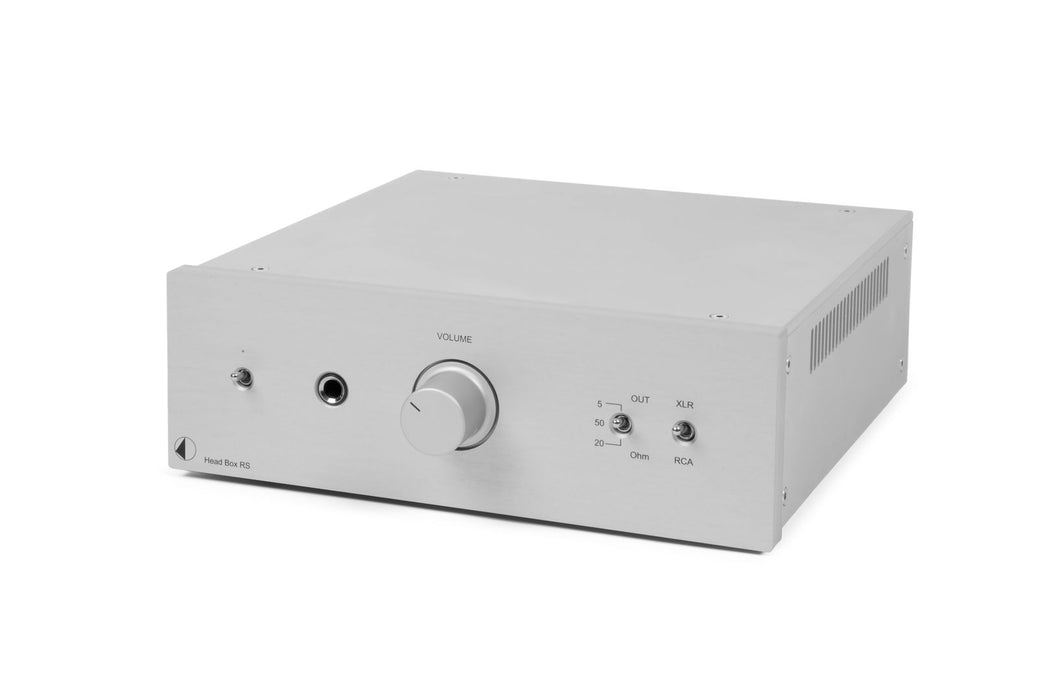 Pro-Ject Head Box RS - Headphone Amplifier - Yorkshire AV LTD