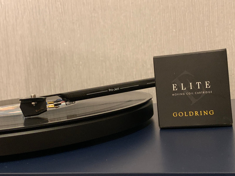 Goldring Elite Moving Coil Cartridge