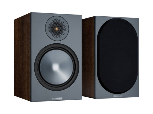 NEW Monitor Audio Bronze 100 Bookcase Speaker (Pair) - Yorkshire AV LTD