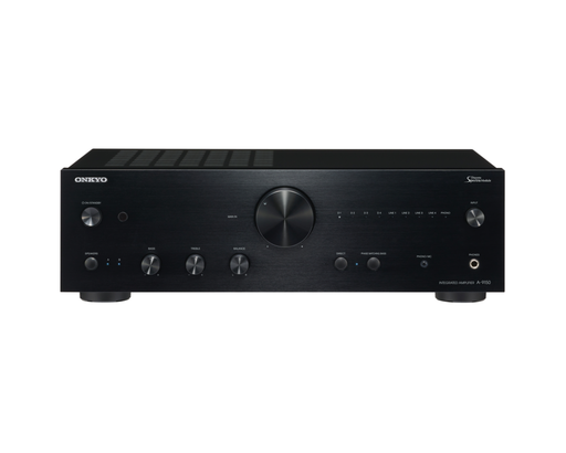 Onkyo A-9150 Black Integrated Stereo Amplifier - Yorkshire AV LTD