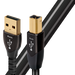AudioQuest Pearl USB Type A to USB Type B Data Cable - Yorkshire AV LTD