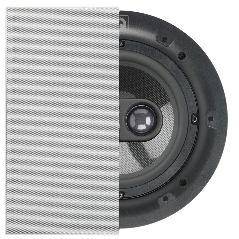 "Q Install QI65P ST 6.5"" Performance In-Ceiling Stereo Speaker (SINGLE) - Yorkshire AV LTD"
