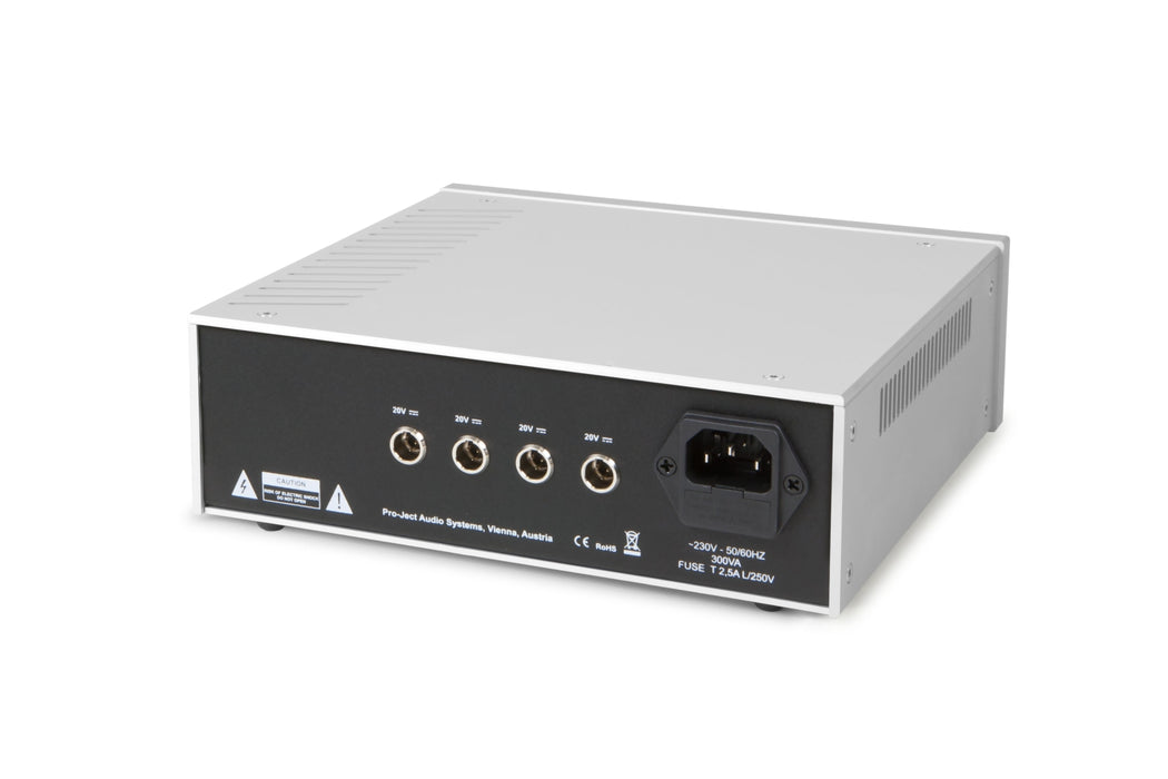 Pro-Ject Power Box RS Uni 4-way - Yorkshire AV LTD