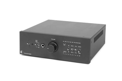 Pro-Ject Pre Box RS Digital - Yorkshire AV LTD