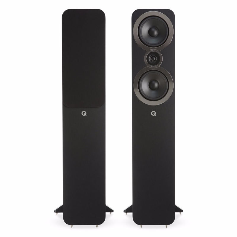 Q Acoustics 3050i (Carbon Black) - Yorkshire AV LTD