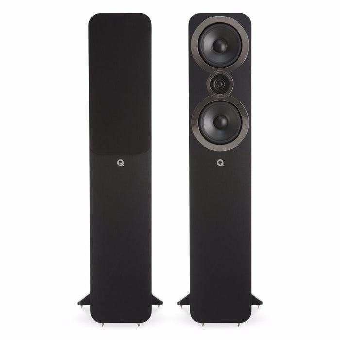 AudioLab 6000 Stack with Q Acoustics 3050i