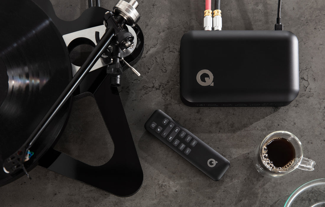 Pre-Order: Q Active 200 high-resolution audio system
