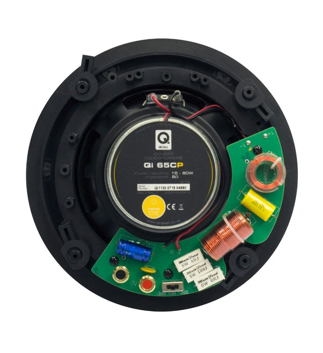 "Q Install QI65P 6.5"" Performance In-Ceiling Speaker (SINGLE) - Yorkshire AV LTD"
