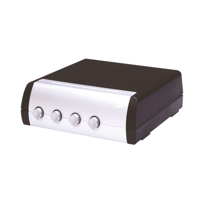 QED Speaker Switch, SS40 4 Way - Yorkshire AV LTD