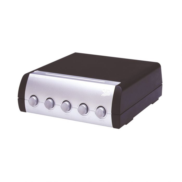 QED Speaker Switch, SS50 5 Way - Yorkshire AV LTD