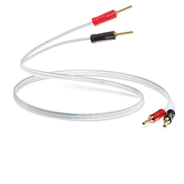 QED XT25 Pre-Term Speaker Cable Pair (2m,3m,5m) - Yorkshire AV LTD